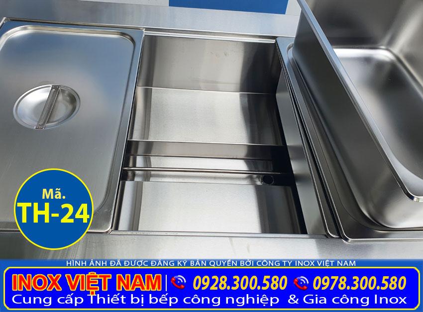 Thanh điện trở tủ hâm nóng thức ăn 5 khay TH-24