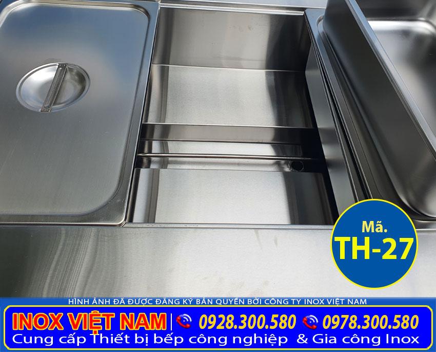 Thanh điện trở tủ hâm nóng thức ăn loại 3 khay TH-27