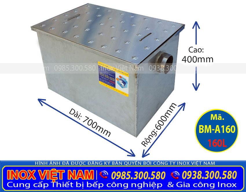 thung-loc-mo-cong-nghiep-160L-BM-A160