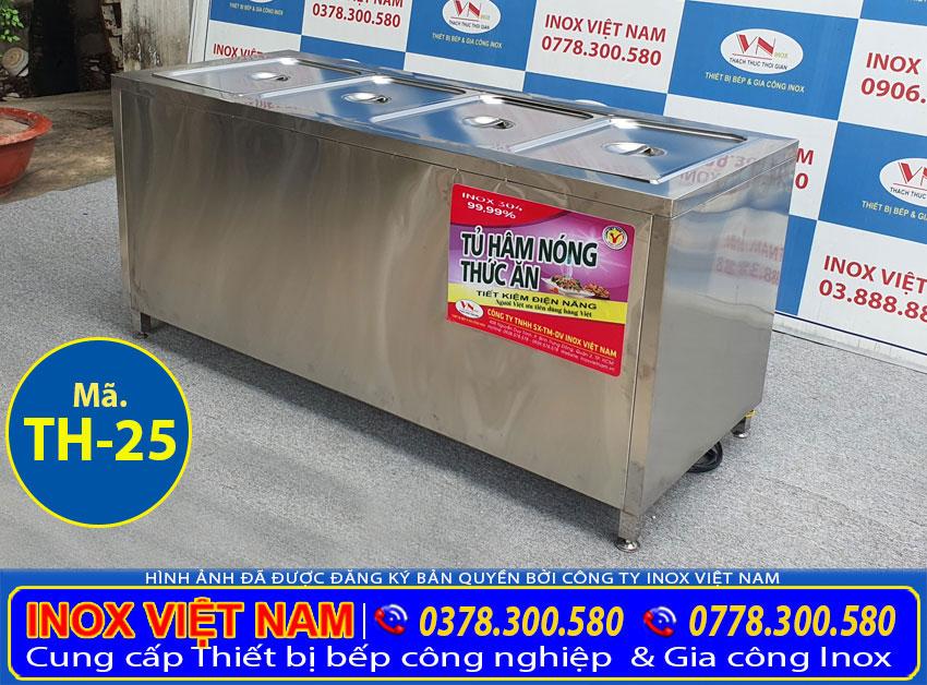 Tủ giữ nóng thức ăn TH-25