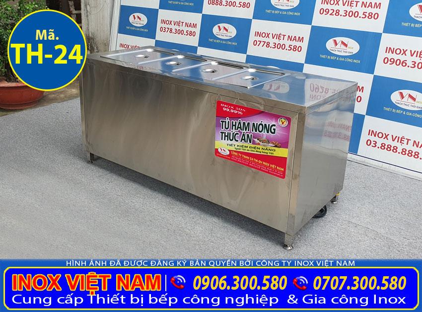 Tủ hâm nóng thức ăn 5 khay TH-24