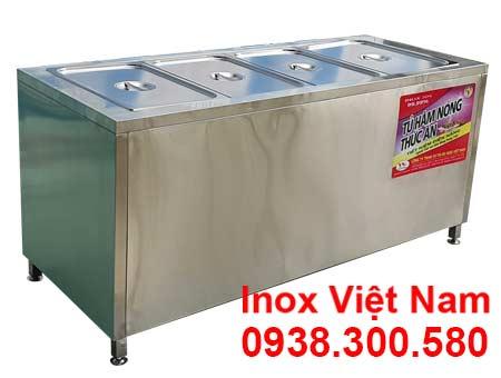 Tủ hâm nóng thức ăn 5 khay TH-25