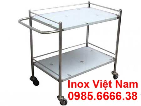xe-day-thuoc-inox-2-tang-co-tay-cam