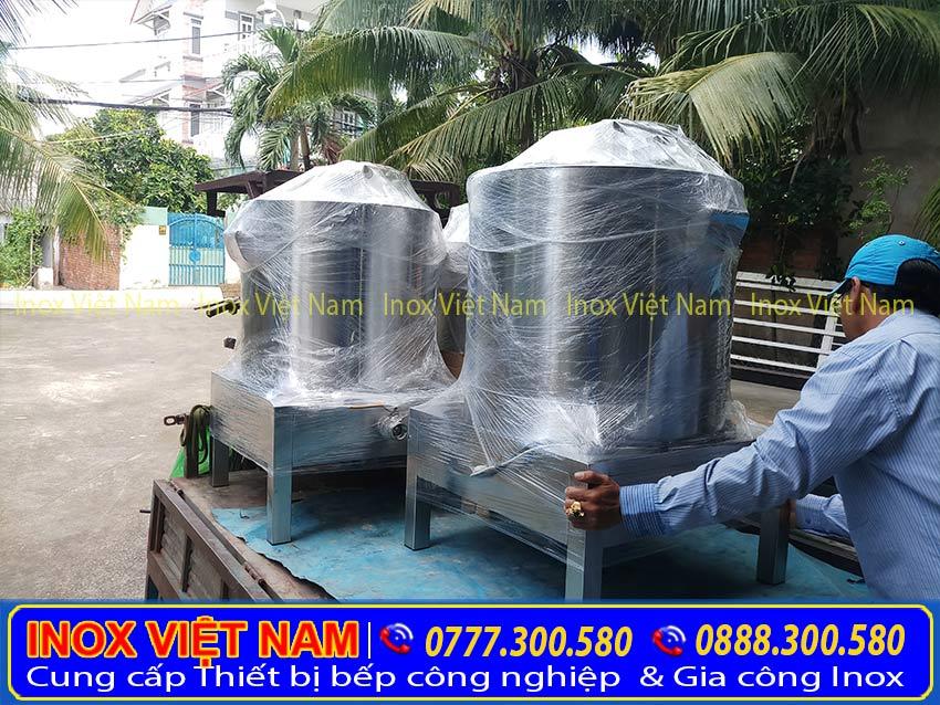 Nồi nấu phở bằng điện inox Inox Việt Nam