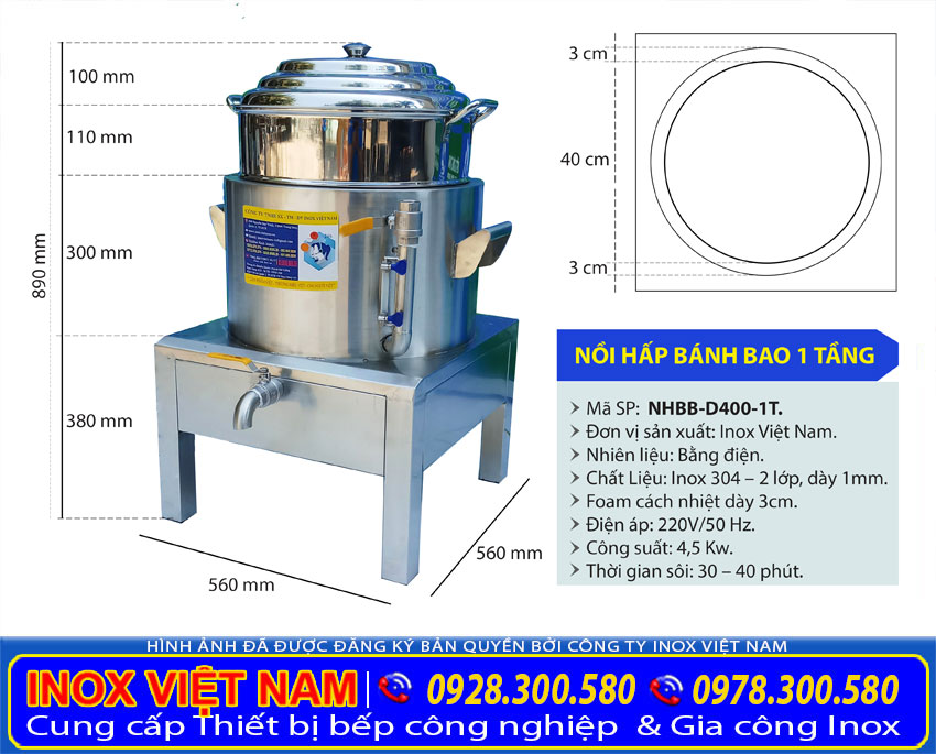 KICH-THUOC-Noi-Hap-Banh-Bao-dien-D400-1T