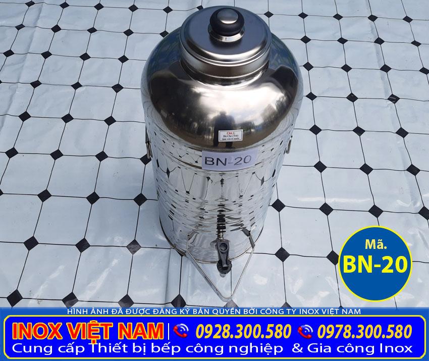 binh-dung-nuoc-da-inox-304-20-lit-gia-tot