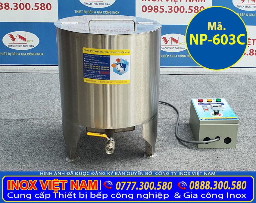 Nồi nấu phở bằng điện 3 chân NP-603C (01)
