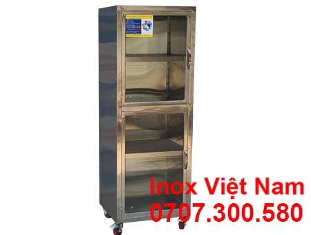 Tủ inox chứa đồ TUI-20