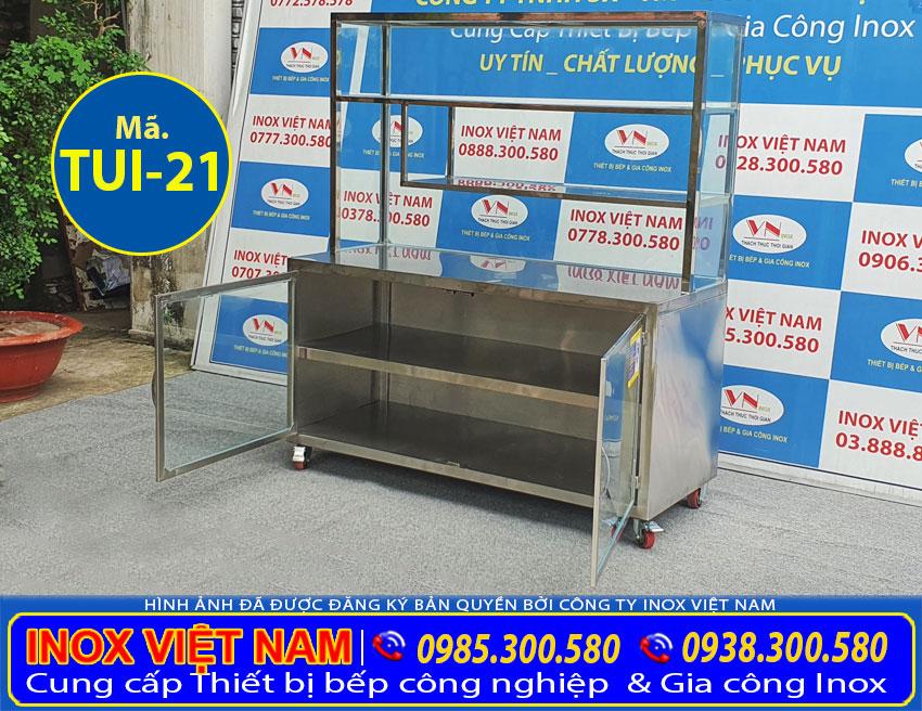 Tủ inox nhà bếp TUI-21 (01)