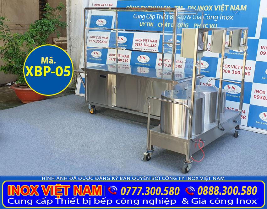 Xe bán phở hủ tiếu XBP 05 (05)