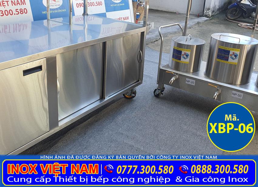 Xe bán phở hủ tiếu XBP-06 (01)