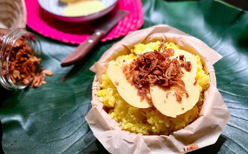 Xôi xéo món ăn quen thuộc của người dân Việt Nam